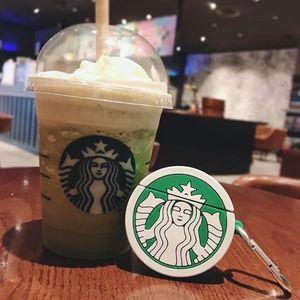 AirPods Case Cover Starbucks Logo - NEW